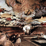 Lascaux Painting Famous Caves Thousand Buddhas Waitomo Cave