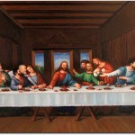 Last Supper Painting Cpm Must Apologise Chief Minister Oommen Chandy