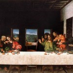 Last Supper Painting Missing Jesus Pics High Resolution