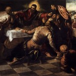 Last Supper Tintoretto Wikipaintings