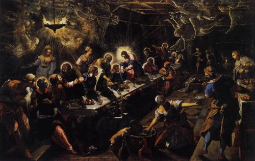 Late Renaissance Paintings For Web Search