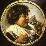 Laughing Boy Frans Hals Art Print Hand Painted Oil