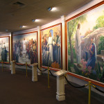 Lds North Visitor Center Paintings Slc Utah Wikipedia