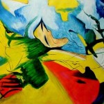 Learn About Abstract Oil Painting Love Paintings