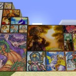 Legend Mana Art Paintings Minecraft Forum