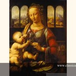 Leonardo Vinci Most Famous Oil Paintings Youtube