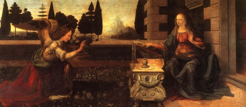 Leonardo Vinci Paintings Creation For Web Search