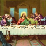 Leonardo Vinci Picture Last Supper Painting