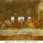 Leonardo Vinci The Last Supper One Artist Most Well