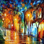 Leonid Afremov Chill Energy Fine Art Prints And Posters For Sale