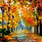 Leonid Afremov Famous Paintings For Sale