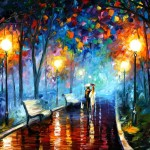 Leonid Afremov Oil Painter Make Something Mondays