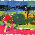 Leroy Neiman Chipping Painting Best Paintings For Sale
