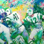 Leroy Neiman Holds Special Place Sports History Then And