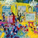 Leroy Neiman Paintings International Auction Painting