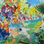 Leroy Neiman Paintings Love Story Painting