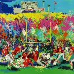 Leroy Neiman Rosebowl Ohio State Buckeye Suite Art For Sale