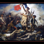 Liberty Leading The People Libert Guidant Peuple