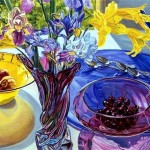 Life Painting Janet Fish American Painter Blog Art Admirer
