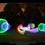 Light Painting London Foyle Media