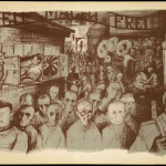 Lithograph Leo Haas Holocaust Artist Who Survived