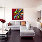 Living Room Art Painting For Best Decoration Kris Allen Daily