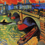 London Bridge Andre Derain Paintings