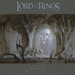 Lord The Rings Concept Art Lothlorien