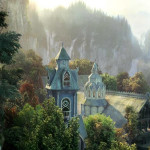 Lord The Rings Matte Painting Coolvibe Digital Artcoolvibe