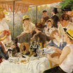Lostpastremembered Renoir Strawberries Feasting Art