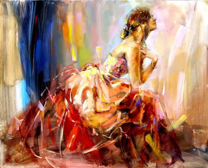 Love Painting Offer Art Reproduction Praying For