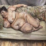 Lucian Freud Painting Benefits Supervisor Sleeping Sold For