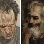 Lucian Freud Pairs Carracci New Ordovas Art Design