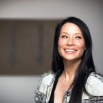 Lucy Liu Preview Her Art Exhibitionhollywood Star Has