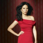 Lucy Liu Red Dress Tagnotallowedtoosubjective Art