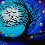 Make The Best Things Tree Painting Love