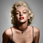 Marilyn Monroe Paintings For Web Search