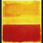 Mark Rothko Paintings Yellow And Gold Painting