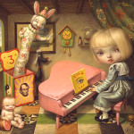 Mark Ryden Art Work The Ecstacy