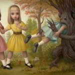 Mark Ryden Cartoon Art