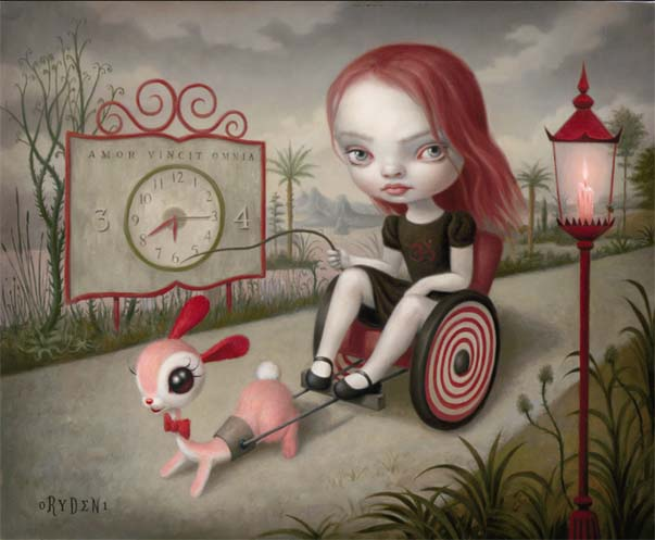 Mark Ryden Pop Surrealism Daily Art Fixx Blog Modern