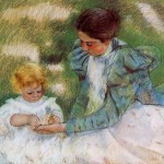 Mary Cassatt About Our Paintings Each Hand Painted Oil Painting