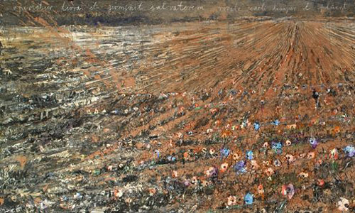 Mass Moca Anselm Kiefer Sculpture And Paintings