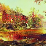 Masterpieces Western Landscape Oil Paintings