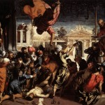Masters Art Tintoretto Jacobo Robusti The