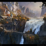 Matte Painting December Channel