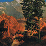 Maxfield Parrish American Painter And Golden Age Illustrator