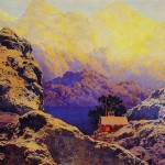 Maxfield Parrish Paintings Getting Away From All