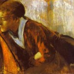 Melancholy Oil Canvas Phillips Collection Washington