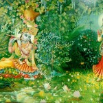 Mesmerising Paintings Krishna Cynthia